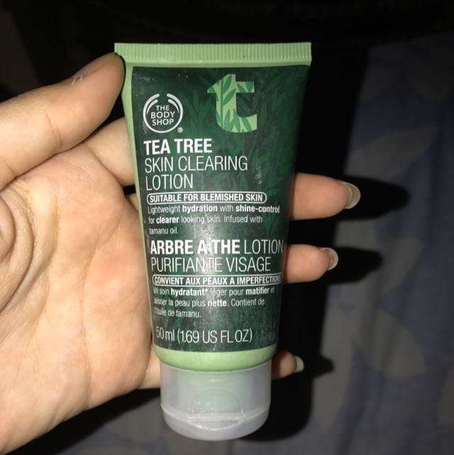 Tea Tree Clearing Lotion TBS