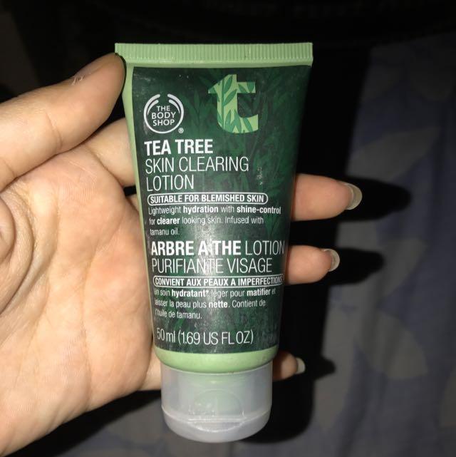 Tea Tree Clearing Lotion TBS