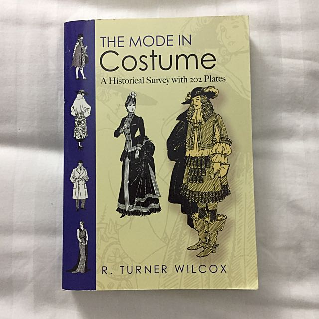 The Mode in Costume - R. Turner Wilcox