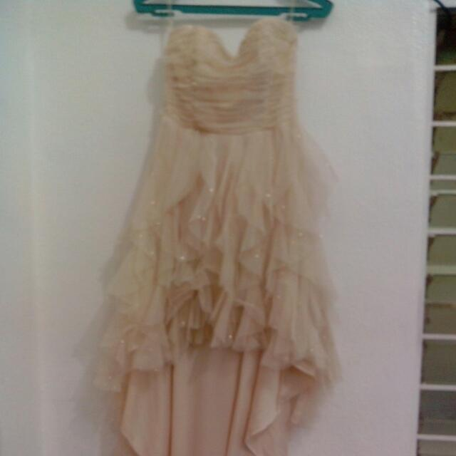 Tinkerbell Gown