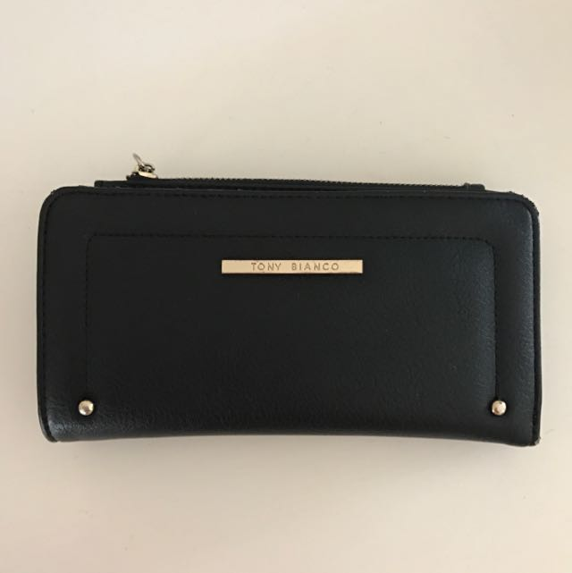 Toni Bianco Black Purse / Wallet