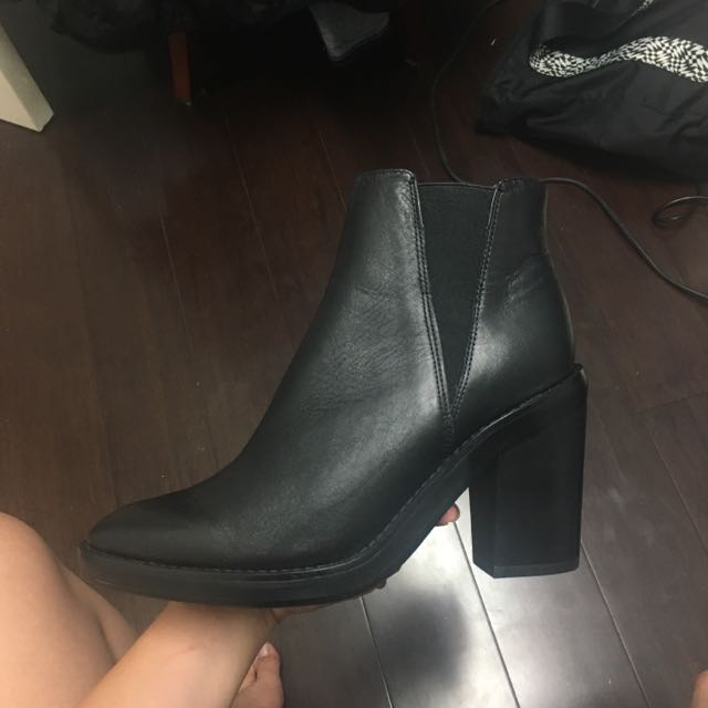 Tony Bianco Heeled Boots Size 6