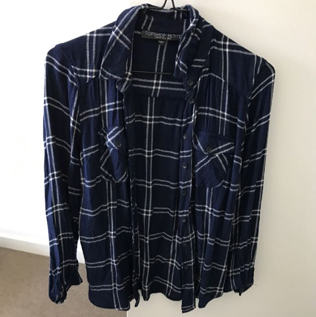 Top shop Shirt S $15