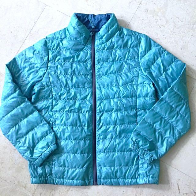 ba656a81a Uniqlo Girls Light Warm Padded Jacket