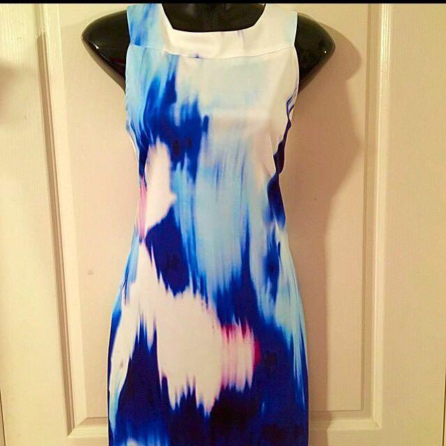 Unique Colored Dress