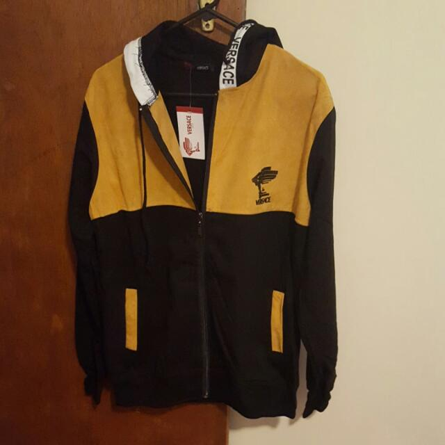 versace tracksuit, Men's Fashion, Clothes on Carousell
