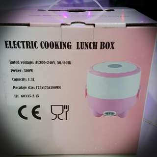 Electric Cooking Lunch Box