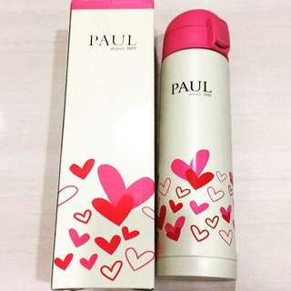 PAUL 巴黎甜心保溫瓶
