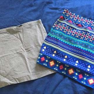 Short Pencil Skirts