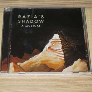 Razia's Shadow: A Musical (Forgive Durden)
