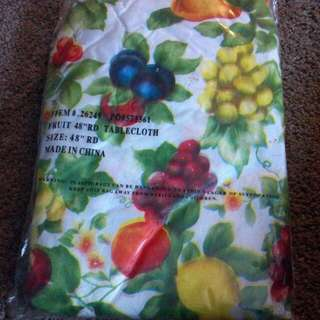 Outdoor table cover brand new