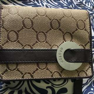 Oroton Small Wallet Purse