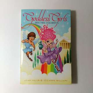 GODDESS GIRLS - Iris the Colorful