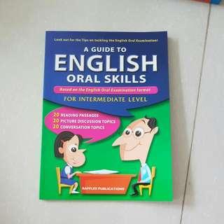 Intermediate English Oral Guide