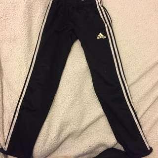 Boys Adidas Tiro Pants Size m