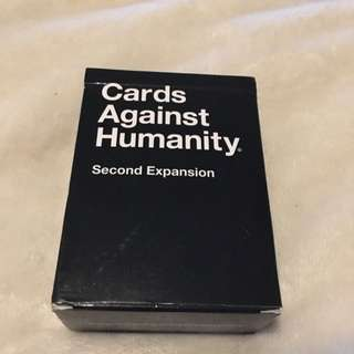 Cards Against Humanity Second Expansion
