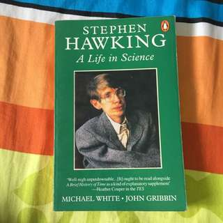 A Life In Science - Stephen Hawking