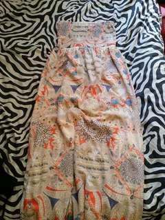 Temt Tube Flowy Dress