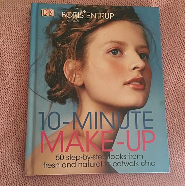 10 Minute Make Up Book