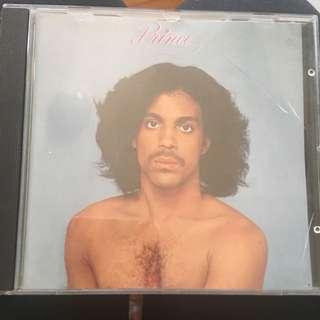 Prince Self-titled Cd Used Funk Rare