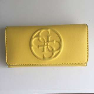 Guess Wallet Near New Authentic