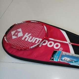 🚚 Kumpoo World Chinese Cup Signature Racquet