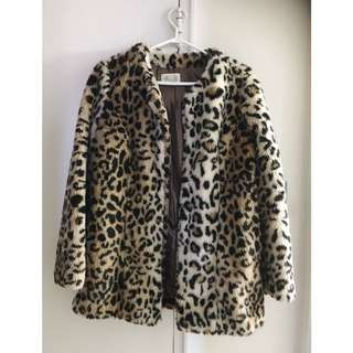 *PENDING* F21 Faux fur Jacket