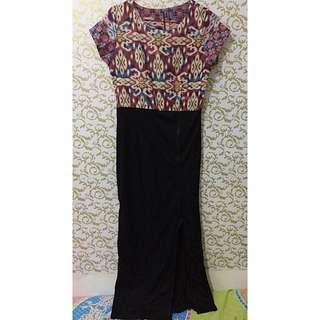 Dress Bodicon / Batik / Dress Batik