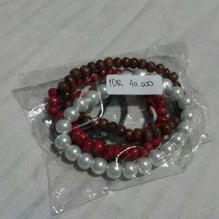 1 Set Bracelet Handmade