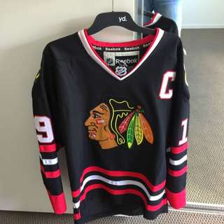 Chicago Blackhawks #19 Jersey