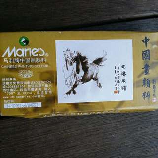 Marie's Chinese Painting Colour