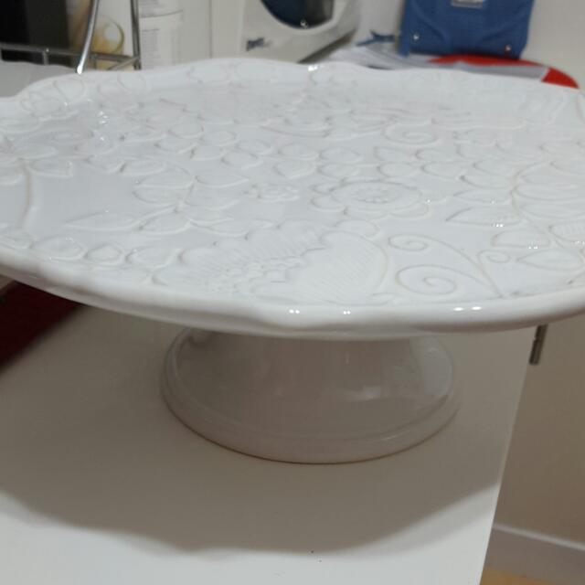 "12"" Cake Stands"