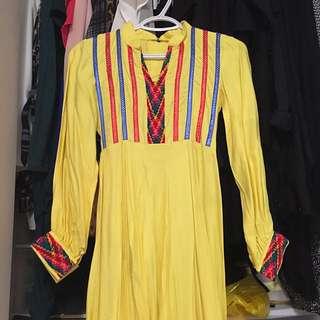 1 Piece Long Dress