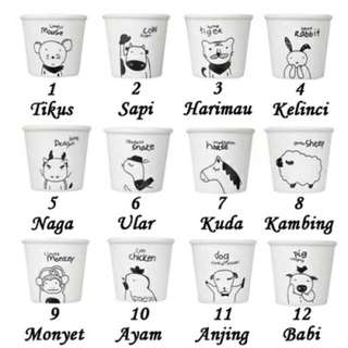 Chinese Zodiak Cup