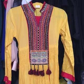 3 Piece Indian Dress