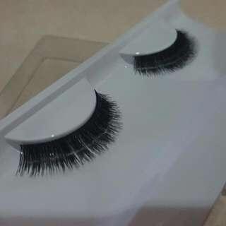 Eyelashes (02) Bulu Mata Pendek