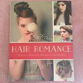 Hair Romance Book