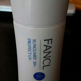 Fancl防曬