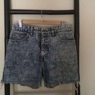 Vintage Guess Denim Shorts