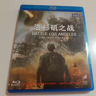 Battle: Los Angeles Bluray