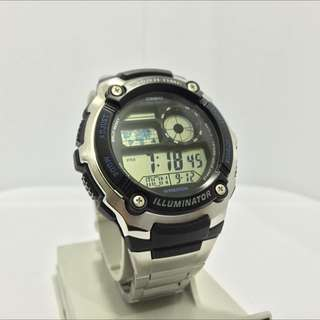 Casio Vintage Watch AE2100
