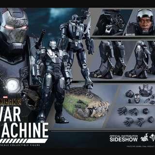 Hot Toys War Machine(Diecast)
