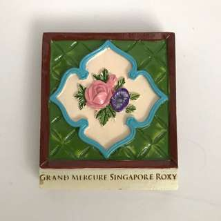 Grand Mercure Singapore Roxy Hotel Fridge Magnet Vintage