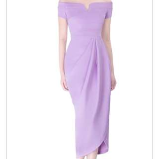 Wore Once - DW Dorta (Lilac)