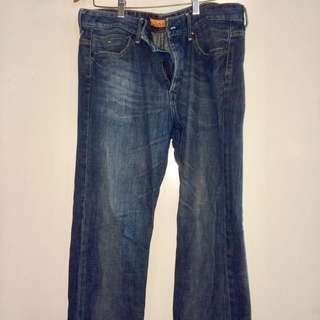 Genuine Mooks Denim Men's Jeans Size 34 New
