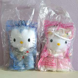 Sanrio Macdonalds Hello Kitty Couple - Romantic Wedding