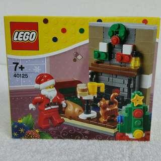 Lego Santa's Visit 40125