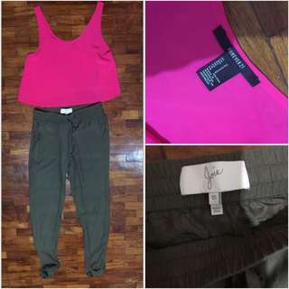 F21 and H&M Set