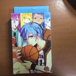 Kuroko No Basket Postcards