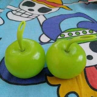 IKEA 蘋果燈(2個)